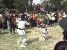 Lathi Dance