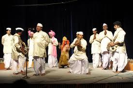 Tamasha Dance