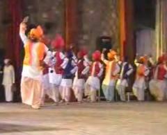 Jhumar Dance