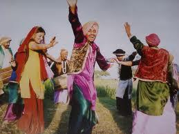 Dhamal Dance