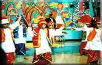 Keekali Dance