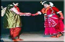 bhagavatha dance