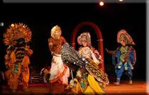 chhau dance west bengal