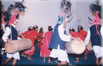 gaur dance