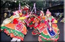 ghode modne dance