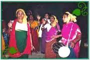 Jhoomar dance