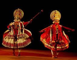 Kathakali dance