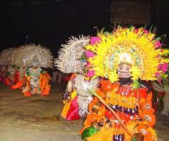 Gambhira Dance