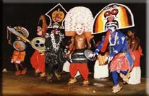 kali dance wst bengal
