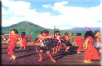 sarlamkai dance
