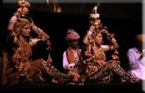 tertali dance